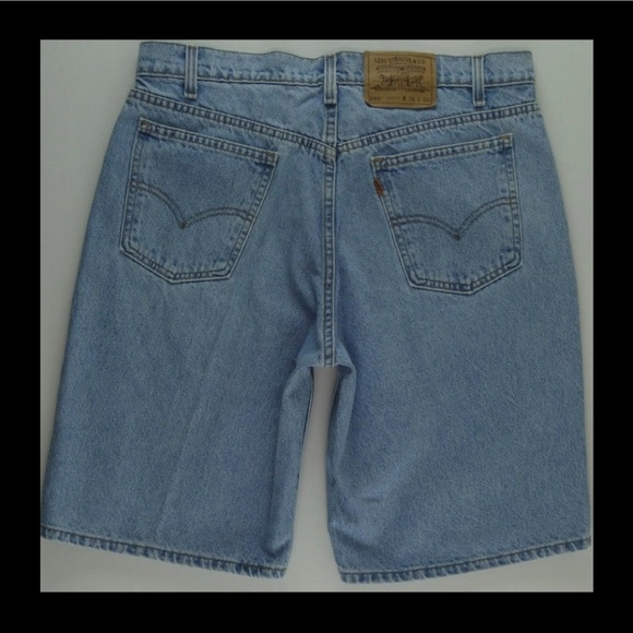 39529bb5 Levi's Shorts | Vtg Usa Levis 550 Dad Jeans Mens 36 1047 | Poshmark